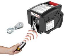 TREUIL ELECTRIQUE 5T + TELECOMMANDE 12V 300W 4X4 BATEAU VL QUAD - PE12V/T1