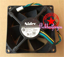 Nidec M35556-35DEL12F 12V 10.A 2RJK3-A00 MAX1.10A cooling fan #M3452 QL