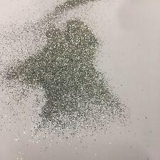 1kg Silver Glitter 008 0.2mm Finest Flake Double Sided Body Walls Nails Kilogram