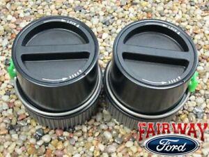 99 thru 04 Super Duty F250 F350 F450 OEM Ford MANUAL Locking Front Hub PAIR