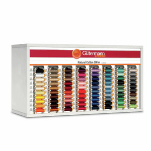 Gutermann Sew-All Cotton Sewing Thread 100m All Colours