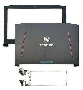 New Acer Predator Helios PH315-51 G3-571 G3-572 LCD Back Cover LCD Front Bezel
