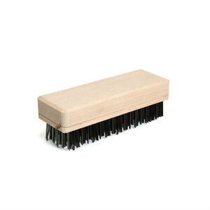 Butchers Block Brush Scraper - Commercial Quality