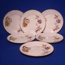 Unboxed Multi Royal Worcester Porcelain & China