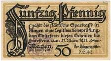 Duitsland stadsgeld / Notgeld - Mayen - 50 pfennig (4154b)