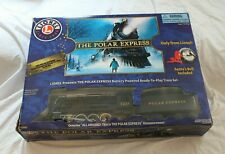 Tested Lionel Polar Express Ready-To-Play Train Set 7-11803 Great Condition
