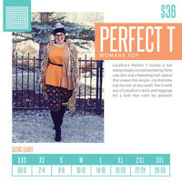 NEW LuLaRoe Mystery PERFECT T Top shirt Tee XXS XS S M L XL 2XL 3XL RETAIL $35