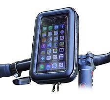 Wetterfeste Fahrrad Halterung Bike Fahrrad Halter f. Samsung S3, S4, S5, S6 , S7