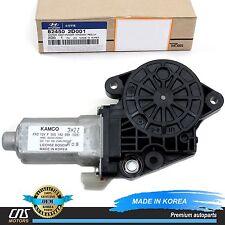 GENUINE Power Window Motor Front LEFT Fits 01-06 Hyundai Elantra OEM 82450-2D001