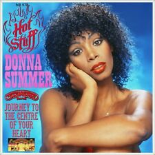 """7"""" DONNA SUMMER Hot Stuff / Journey To Centre Of Your Heart CASABLANCA USA 1979"""