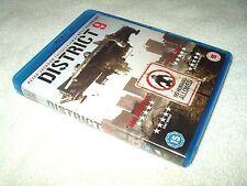 Blu Ray Movie District 9