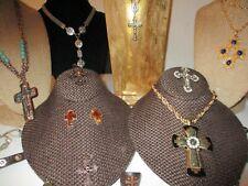 Now Jewelry Lot*Sarah Cov*Natasha* 29 Piece Religious Vintage To