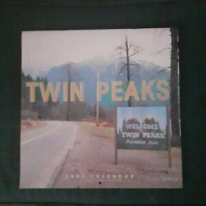 Twin Peaks 1992 Calendar