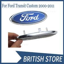 """Front Rear Bonnet Boot Badge Emblem For For""""d Transit Custom 2000-2011"""