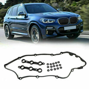 For Bmw E83 X3 04-06 Pro Valve Cover Gasket Kit 11 12 0 030 496/ 11120030496 A