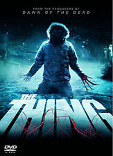 DVD:THE THING - NEW Region 2 UK 75