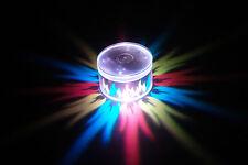 Set of 2 LiteRays LED Light Up Projection LitePod Drink Accessory- Flames
