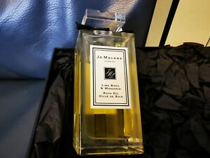 Jo Malone Lime And Basil Bath Oil 30 Ml