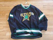 Vintage Dallas Stars Ccm Hockey Jersey (Xl)