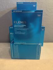 Elemis Cellutox Herbal Bath Synergy 10 Sachets Cellulite Therapy Exp.2022 New Bx