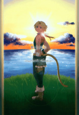 Final Fantasy 9 Ix Ff9 Ffix Doujinshi Comic Zidane x Kuja Mind Iv Bl Shonen Ai