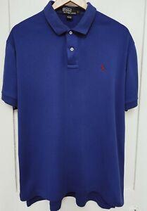 Ralph lauren Blue Polo Shirt Size XL