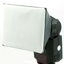 universal Flash Diffuser Softbox soft box for Nikon Canon YONGNUO Sony Godox