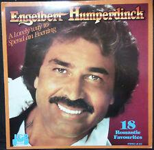 ENGELBERT HUMPERDINCK - A LOVELY WAY TO SPEND AN EVENING VINYL LP AUSTRALIA