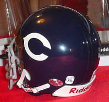 RICHARD DENT Bears Autographed Mini Helmet including BDS COA #2711