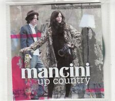 (GT78) Mancini, Up Country sampler - DJ CD
