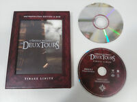 LE SEIGNEUR DES ANNEAUS LORD OF THE RINGS 2 X DVD TIRAGE LIMITE FRANCAIS ENGLISH