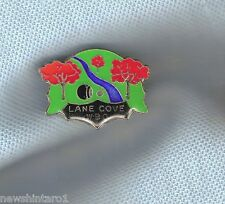 LANE COVE WOMENS  BOWLING CLUB LAPEL BADGE