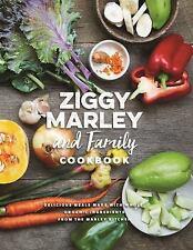 Ziggy Marley And Family Cookbook  Ziggy Marley 2016, Book