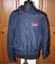 VTG IRON EAGLE III ACES Movie Windbreaker Jacket Coat PROMO L /XL New Line Home