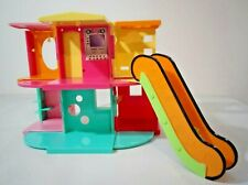 Polly Pocket Mall with Escalator INCOMPLETE for Parts