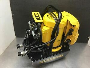 Enerpac ZE3408SB Double Acting Hydraulic Pump Electric 10,000 PSI