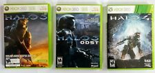 New ListingHalo Lot Of 3 Xbox 360 Games: Halo 3 + Fable 2, Halo 3 Odst, Halo 4 Untested