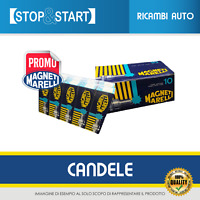 Candele Magneti Marelli - CW9L (PACCO DA 10)
