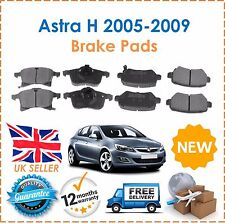For Vauxhall Astra H MK5 2005-2009 Front & Rear Brake Disc Pads 8 Brake Pads New