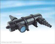lampada sterilizzatrice sterilizzatore  uvc 11w  acquario filtro laghetto 800 lt