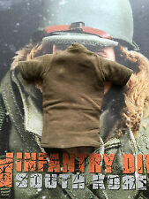 Soldier Story 2nd Infantry Division Korea 51 T-Shirt loose 1/6th scale