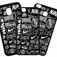Carcasa De Movil Funda Movil De TPU Diseño Nike Air Diseño Moda Logo Just Do It