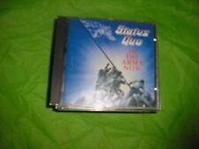 CD Rock Status Quo In the Army now VERTIGO