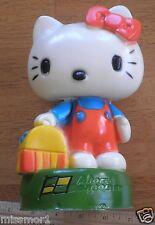 Hello Kitty vintage bank promotion vinyl Ahorro Bancommer ODD!