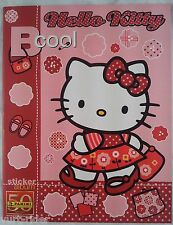 Panini HELLO KITTY B COOL - vuoto con poster - perfetto edicola - 2011
