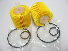 SET OF 2 PCS  OF5608 TOYOTA ,LEXUS OIL FILTER (CAMRY,ES300H,RX350, IS ,SIENNA