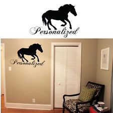 Equestrian Horse Wall Decor, Equestrian Wall Stickers and Vinyl, Equine Stickers