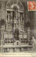 cpa ste ANNE d'AURAY 2055 autel de ste anne