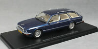 Neo Models Jaguar XJ40 Estate Shooting Brake in Blue Metallic 1989 1/43 NEW