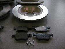 Original Ford Set Bremsscheiben Bremsbeläge  Hinterachse für Mondeo MK5  0